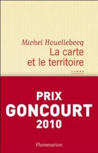 Houellebecq.La carte et le territoire